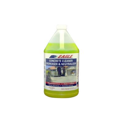 1 Gal. Cleaner Degreaser and Neutralizer for Concrete in 4:1 Concentrate