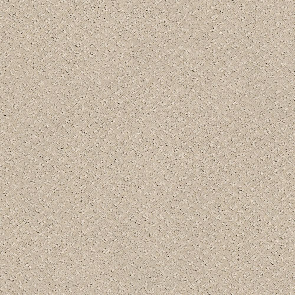 Carpet Sample - Corben - Color Divine Pattern 8 in. x 8 in.