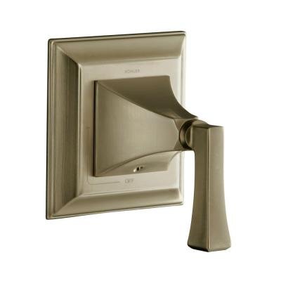 Memoirs 1-Handle Stately Volume Control Valve Trim Kit in Vibrant Brushed Bronze (Valve Not Included)