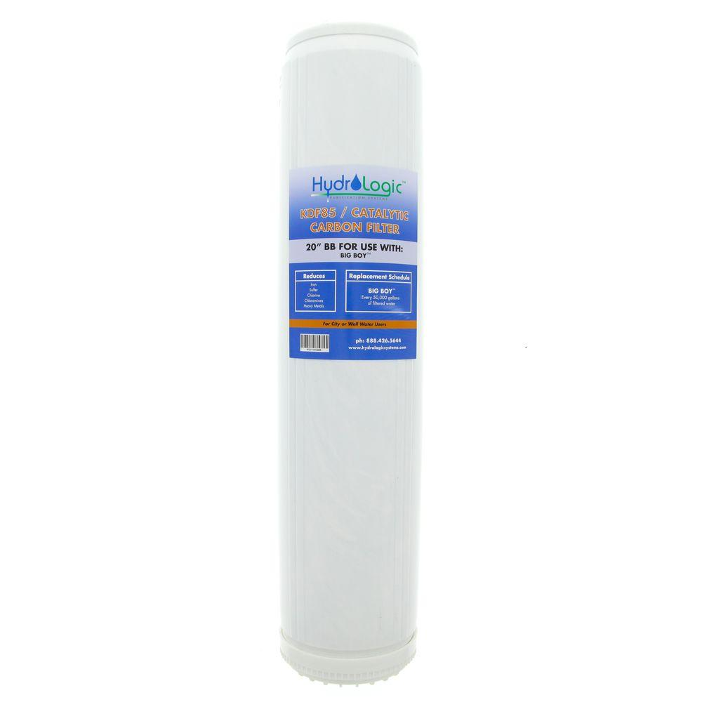 20 in. x 4-1/2 in. BigBoy Replacement Carbon Filter