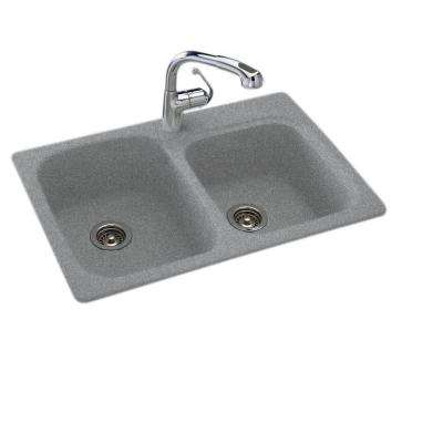 gray swan undermount kitchen sinks kitchen sinks the home depot rh homedepot com