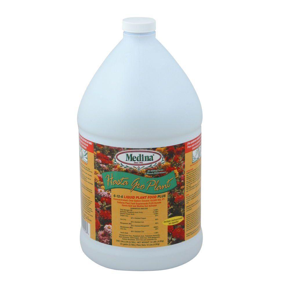 1 gal. Organic HastaGro Plant Fertilizer