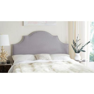 Hallmark Arctic Gray Queen Headboard