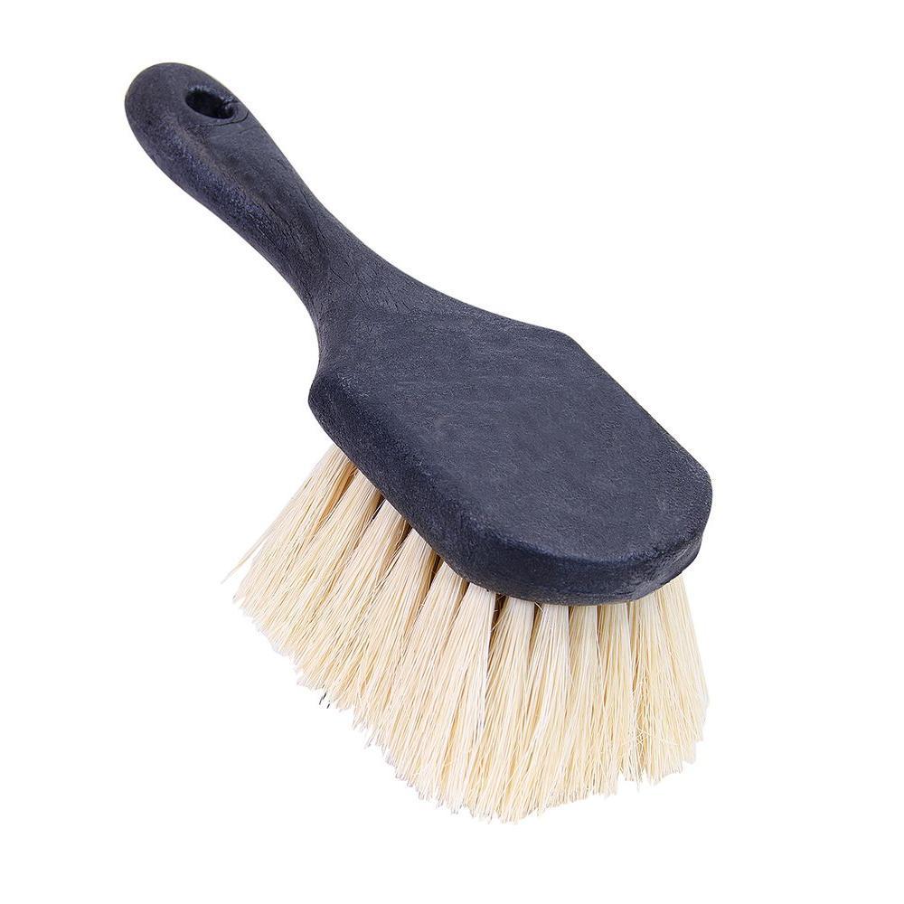 8.5 in. Tampico Gong Scrub Brush