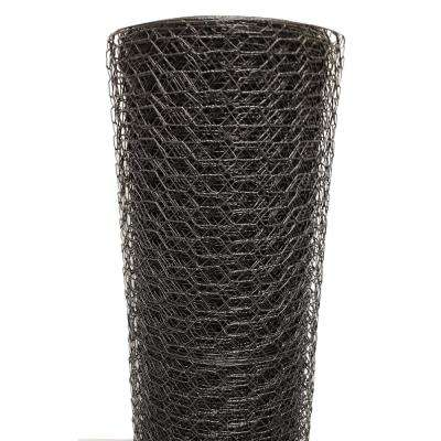 1 in. x 1 ft. x 150 ft. Vinyl Coated Poultry Netting