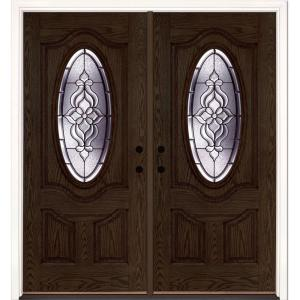 Feather River Doors 74 In X 81 625 In Lakewood Patina 3