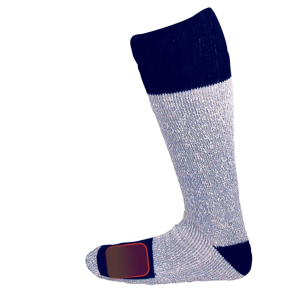 Heat Factory Merino Wool Bend Sock Size 9-11