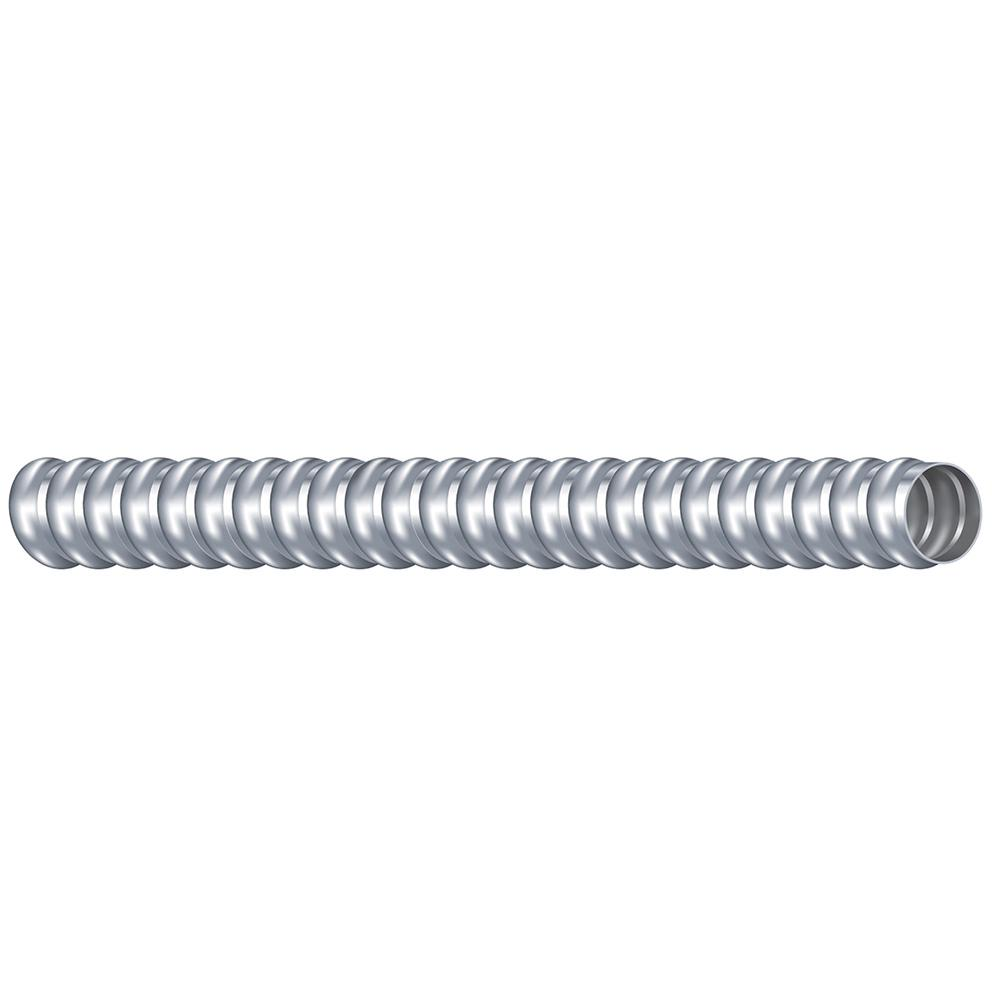 Southwire 3-1/2 in. x 25 ft. Galflex RWS Metallic Armored Steel Flexible Conduit