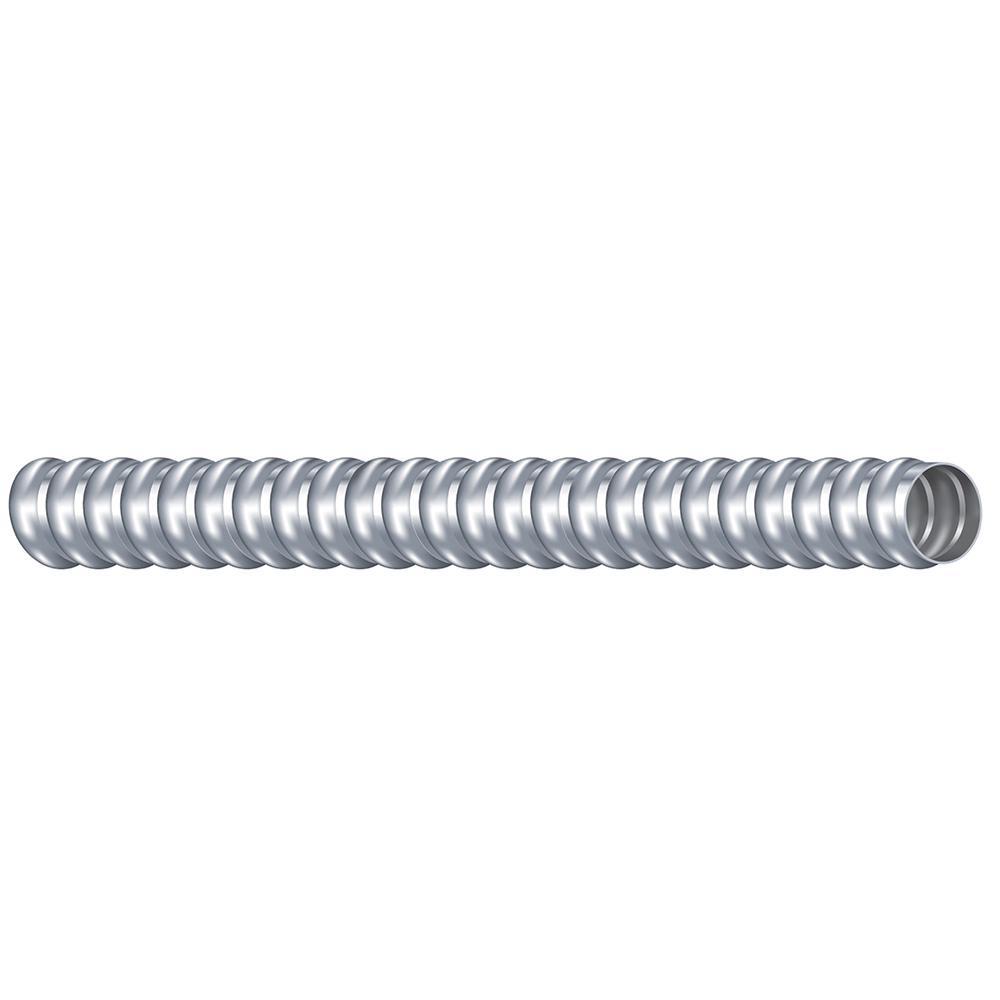 3-1/2 in. x 25 ft. Galflex RWS Metallic Armored Steel Flexible Conduit
