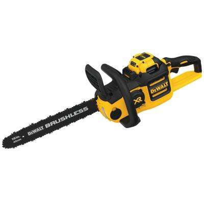 16 in. 40-Volt MAX Lithium-Ion Electric Cordless Chainsaw w/ (1) 6.0 Ah Battery Pack and Charger