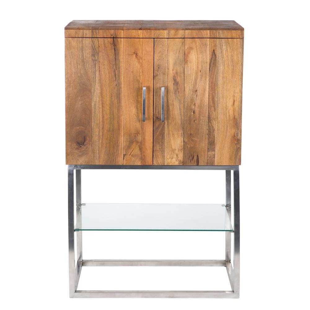 Yosemite home decor truro collection solid mango and for Acacia kitchen cabinets