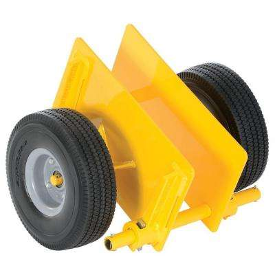 500 lb. Adjustable Panel Dolly with Foam Filled Wheels