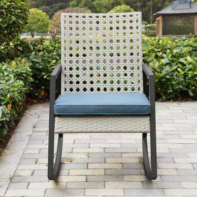 Astonishing Attachment Straps Gray Rocking Chairs Patio Chairs Lamtechconsult Wood Chair Design Ideas Lamtechconsultcom