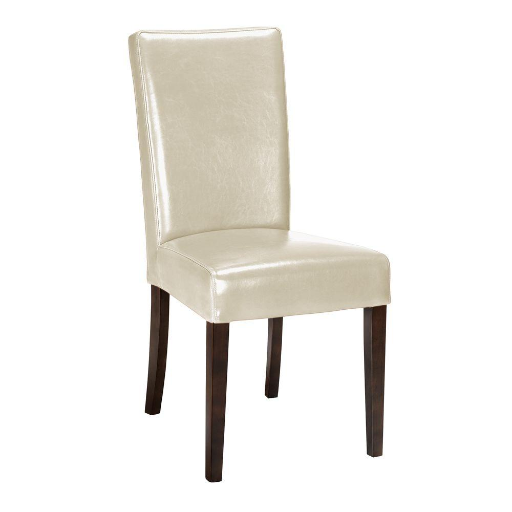 Home Decorators Collection Carmel Cream Dining Chair
