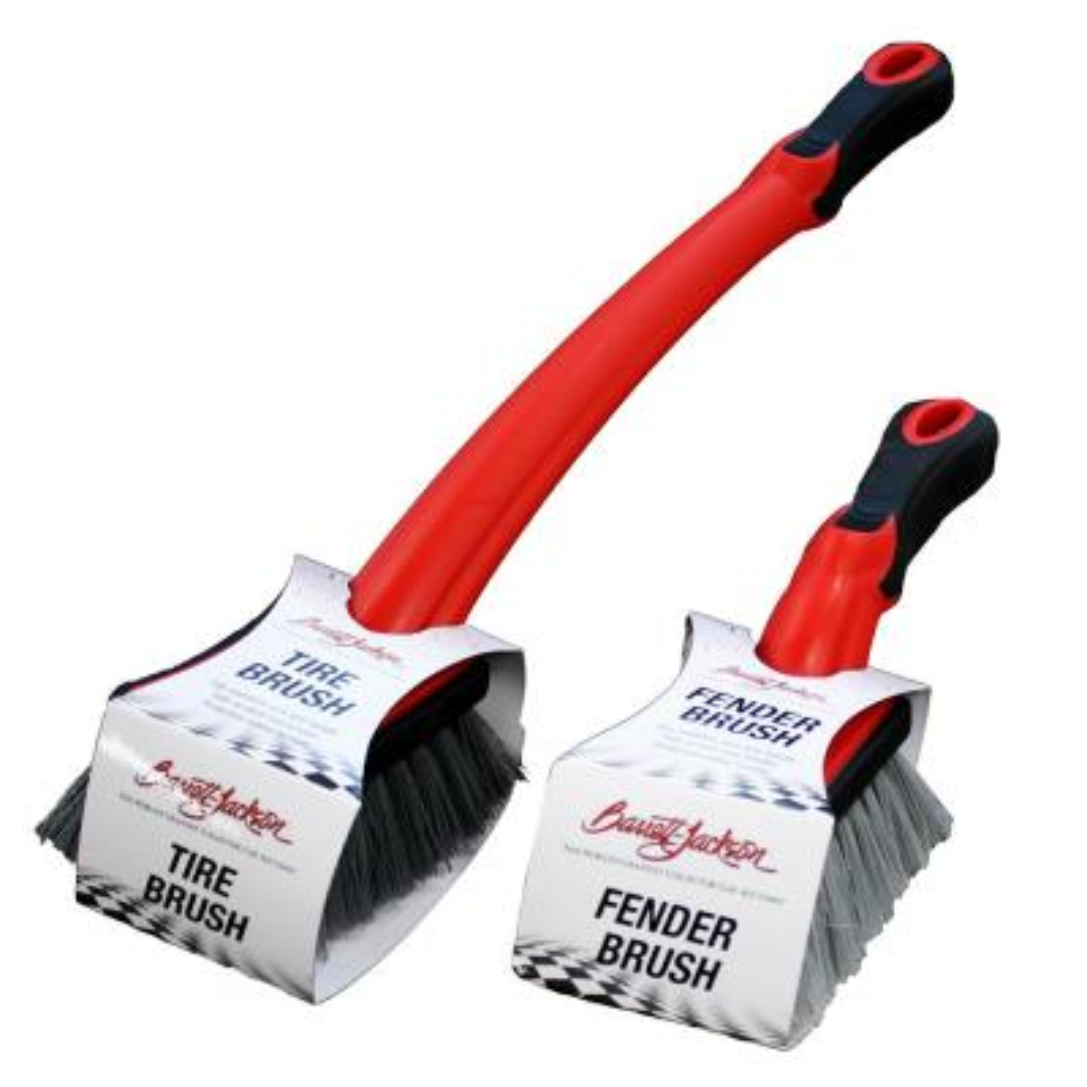 Barrett-Jackson Upholstery Brush for Seat Leather Cloth Carpet