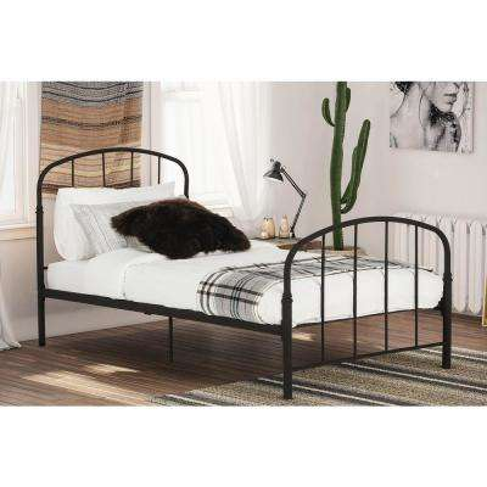 Lafayette Bronze Twin Bed Frame