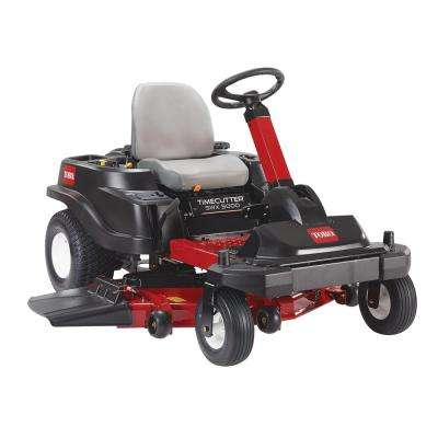 TimeCutter SWX5000 50 in. Fab 24.5 HP V-Twin Zero-Turn Riding Mower with Smart Park