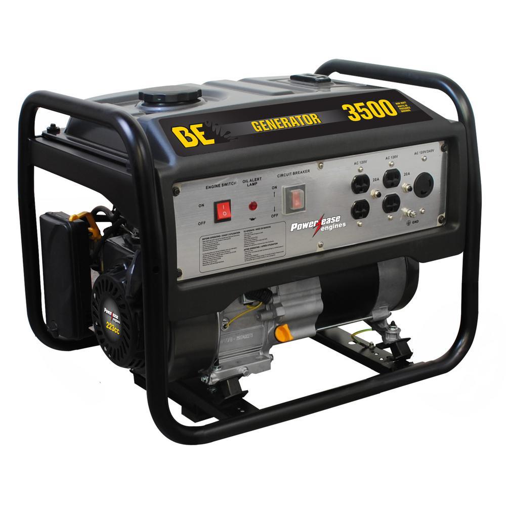 2800-Running Watt Output Gasoline Powered Manual Start Portable Generator