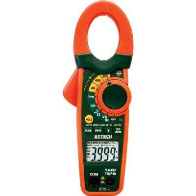 800 Amp True RMS AC/DC Clamp Meter