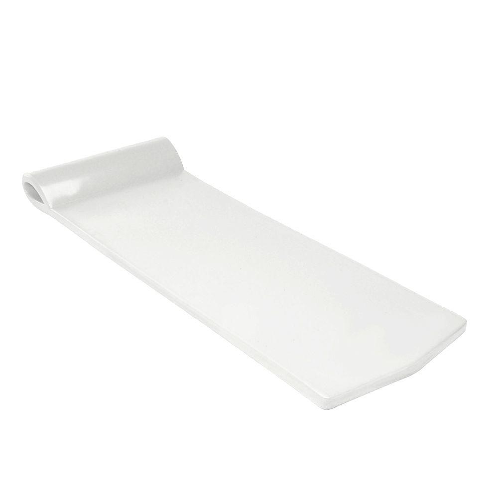 Super Soft Sunsation White Pool Float