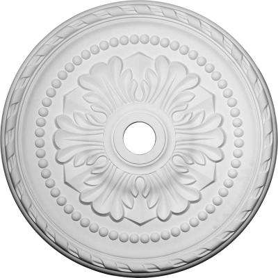 31-1/2 in. Palmetto Ceiling Medallion