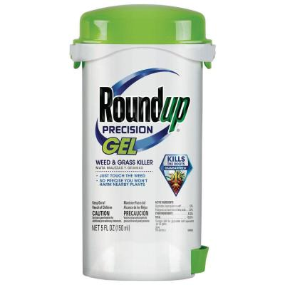 Precision Gel 5 oz. Weed and Grass Killer
