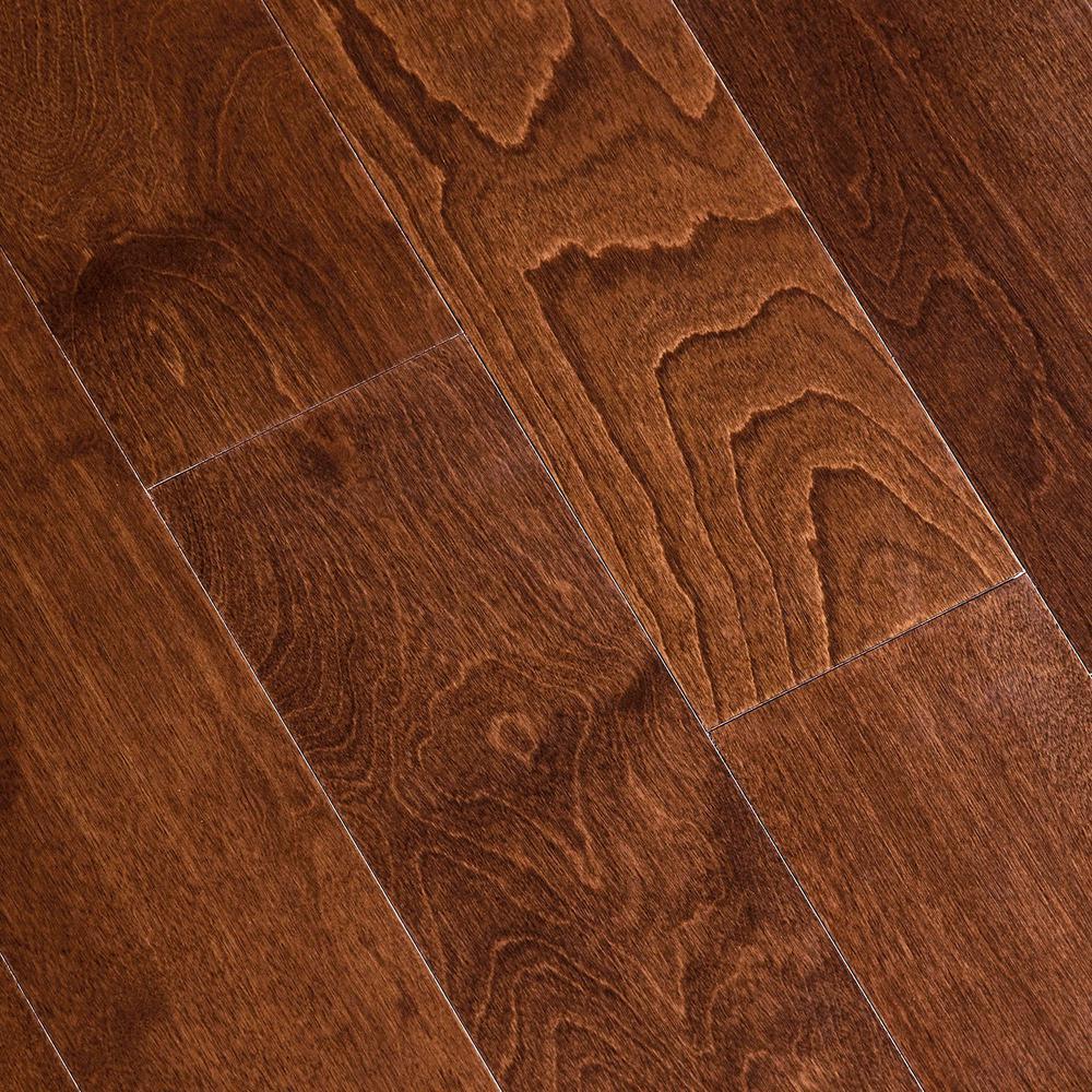 Brown Hardwood Flooring Flooring The Home Depot