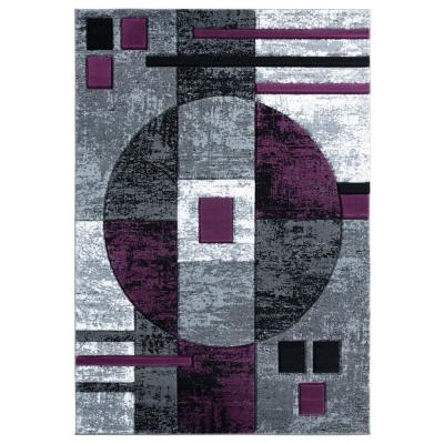 Bristol Epsilon Plum 7 ft. 10 in. x 10 ft. 6 in. Area Rug