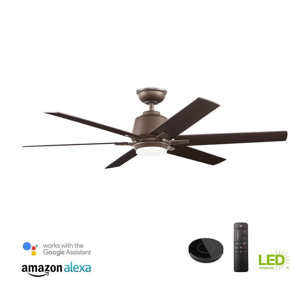 Home Decorators Collection Ceiling Fan 54 In Led Light Kit