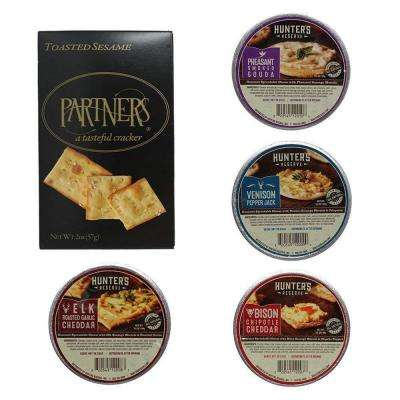 Wild Game Cheese Spread Gift Set