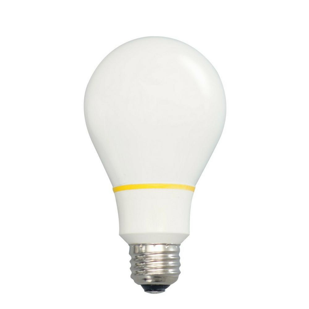 75W Equivalent Warm White A19 Tesla CFL Light Bulb