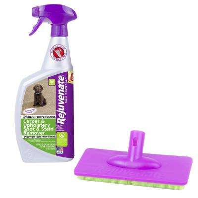 Click N Clean 32 Oz. Carpet Cleaner and Scrubber Attachment