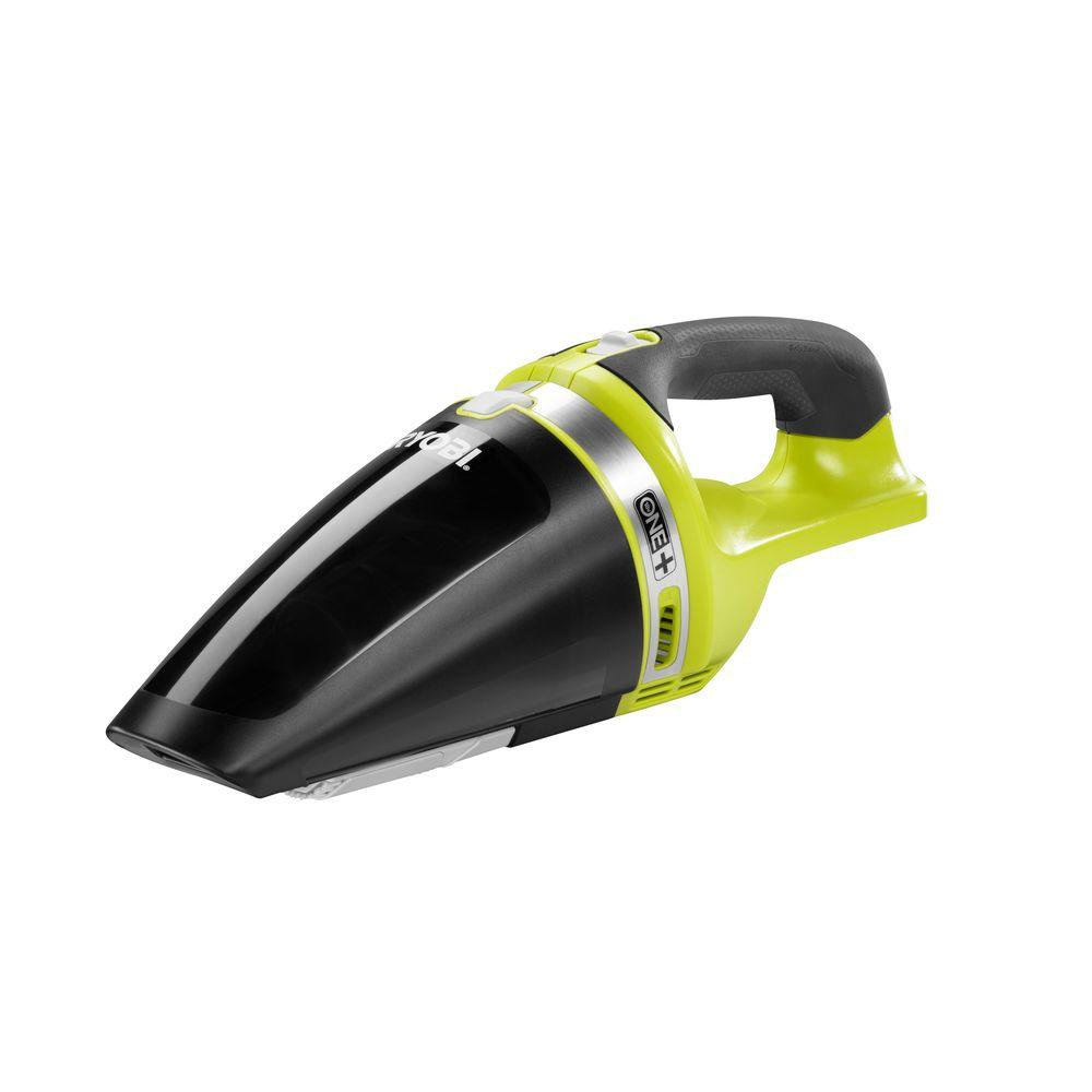 Ryobi 18 Volt ONE+ Lithium Ion Cordless Hand Vacuum (Tool Only)
