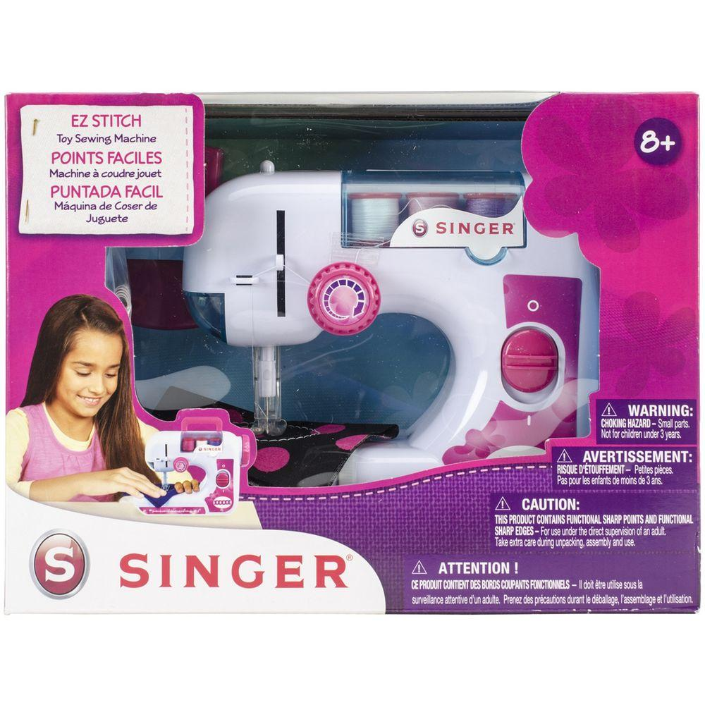 Singer EZSitich Sewing Machine, White