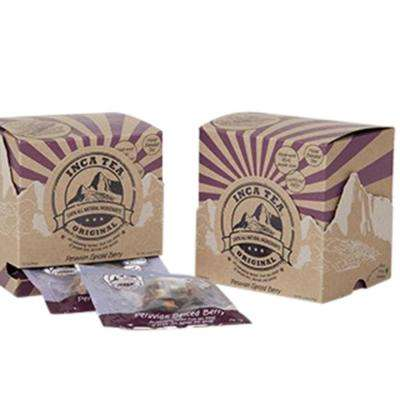 Peruvian Spiced Berry Tea (6-Boxes of 15-Bags)