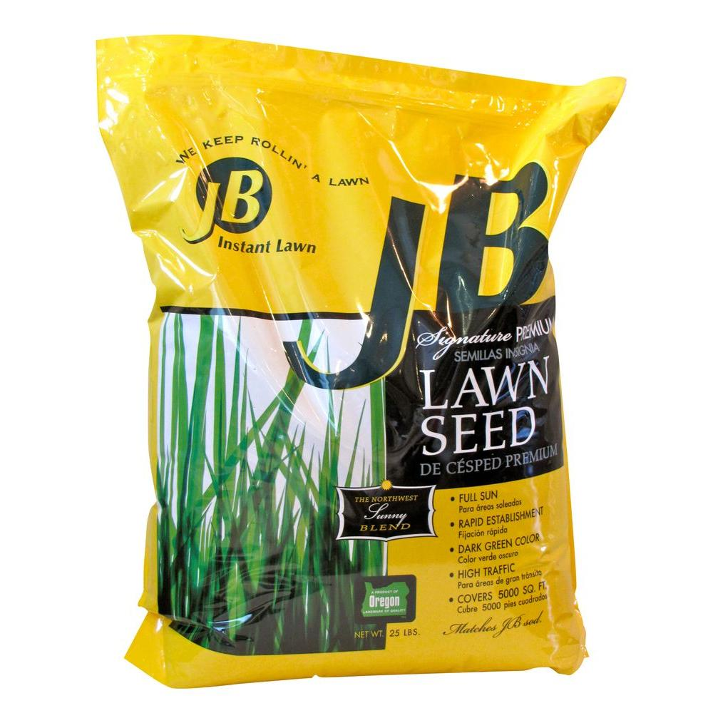 25 lb. Perennial Ryegrass Lawn Seed