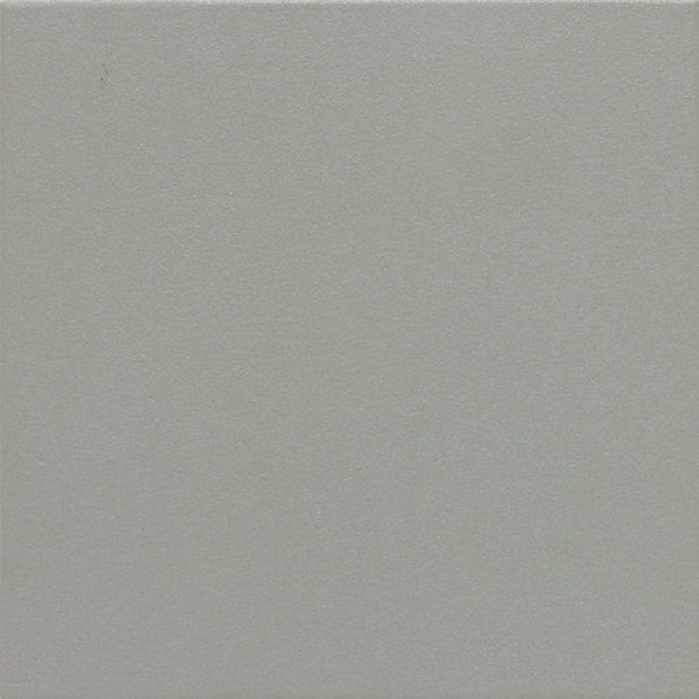 Daltile Colour Scheme Desert Gray Solid 6 in. x 6 in. Porcelain Floor and Wall Tile (11 sq. ft. / case)