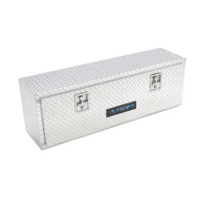 72 Diamond Plate Aluminum Full Size Top Mount Truck Tool Box