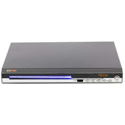 Digital Multi-Media Player for DVD's, CD's, Games and Karaoke with Microphone, Joysticks and Remote Control
