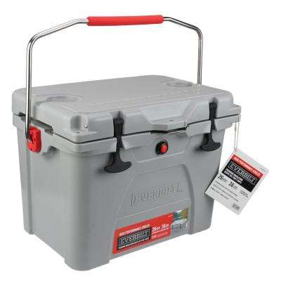 26 qt. High-Performance Cooler with Lockable Lid