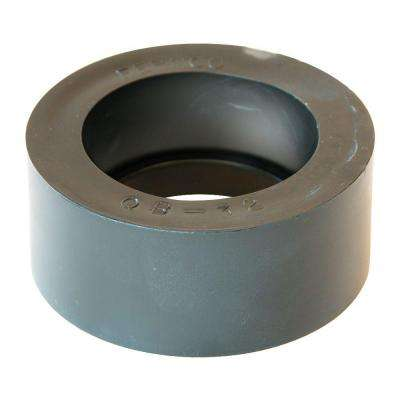 3 in. x 2 in. Flexible PVC Compression Bushing