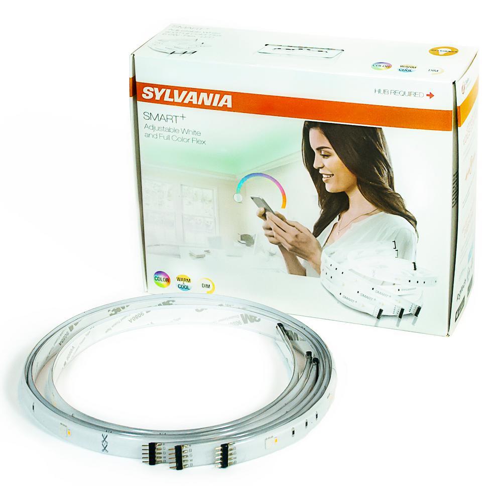SMART+ ZigBee Full Color Indoor Flexible Lightstrip Starter Kit