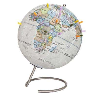 MagneGlobe Antique Ocean 10 in. Globe