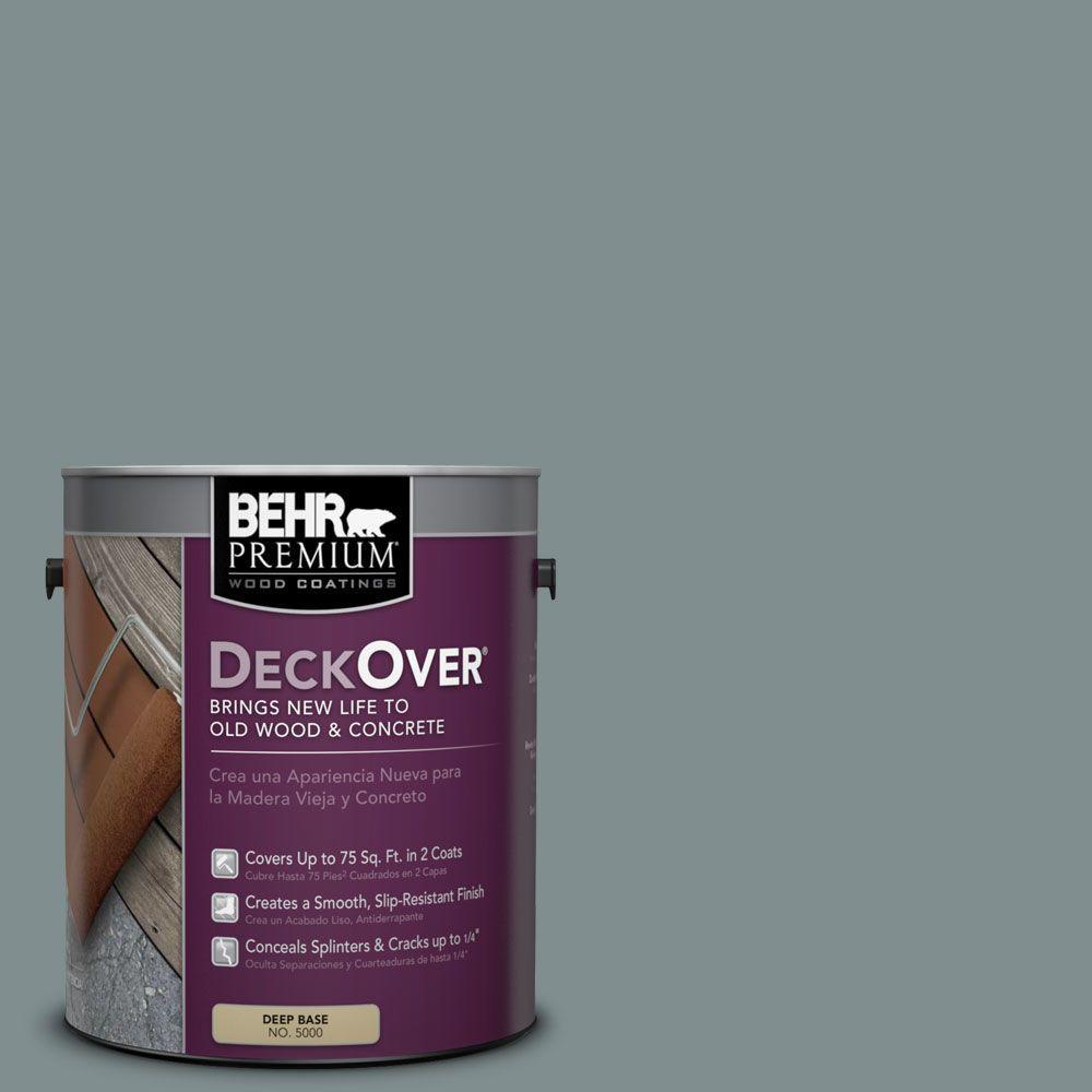 BEHR Premium DeckOver 1 gal. #SC-125 Stonehedge Wood and Concrete Coating