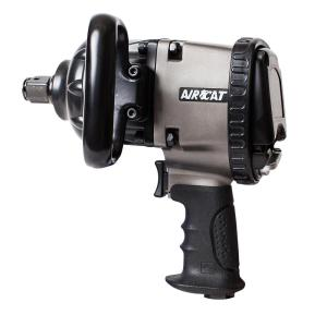 Click here to buy AIRCAT 1 inch Pistol Impact Wrench by AIRCAT.