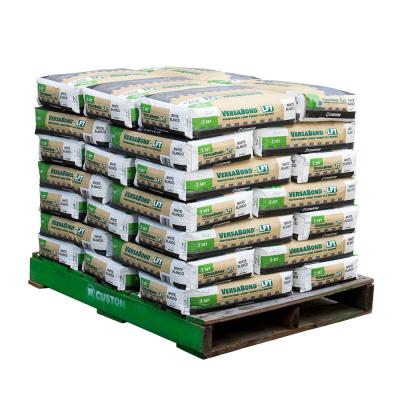 VersaBond-LFT 50 lbs. White Fortified Medium Bed Mortar (35 Bags / Pallet)