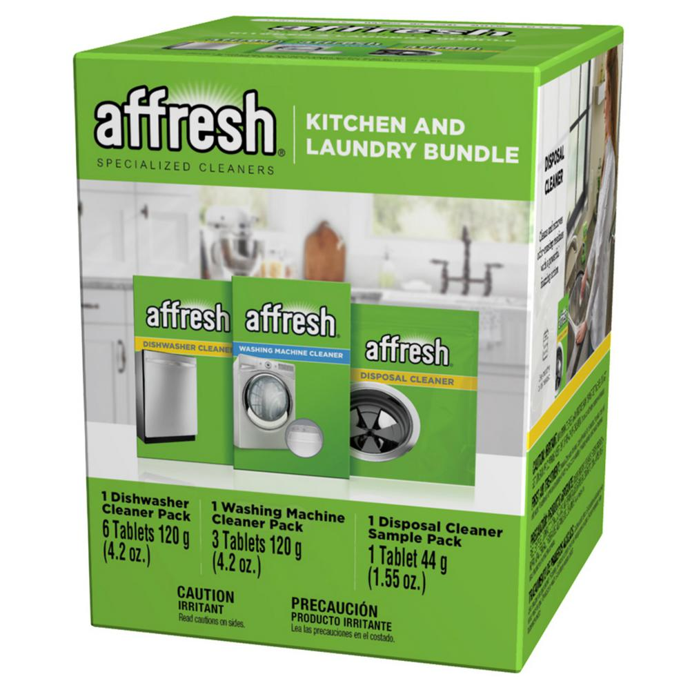 Affresh Kitchen and Laundry Bundle-AFF3W6D1DP - The Home Depot