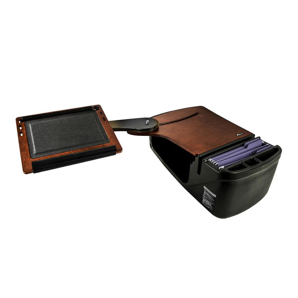 Reach Desk Back Seat Mahogany