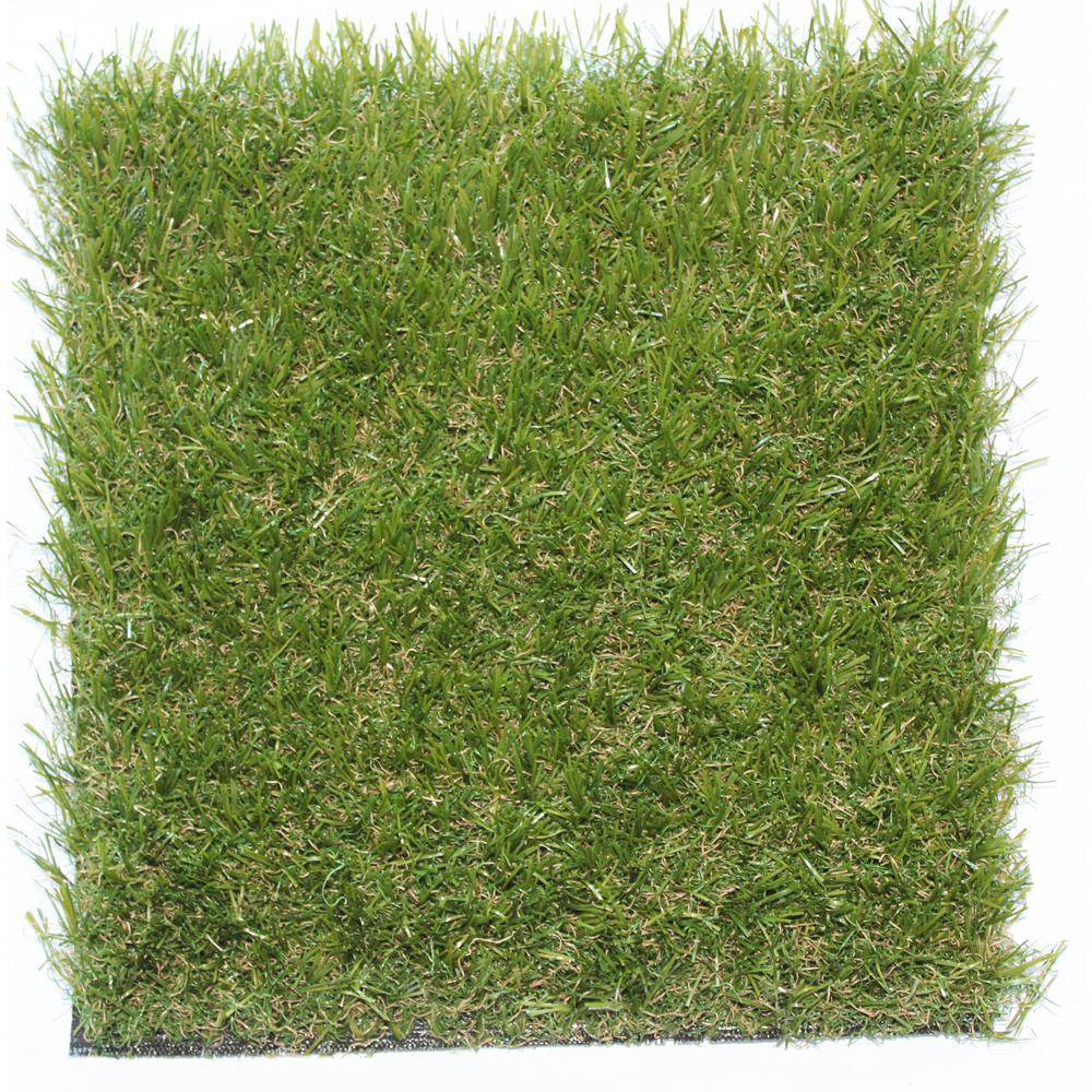 TrafficMASTER TruGrass Tan S/O Artificial Grass by Your Custom Length