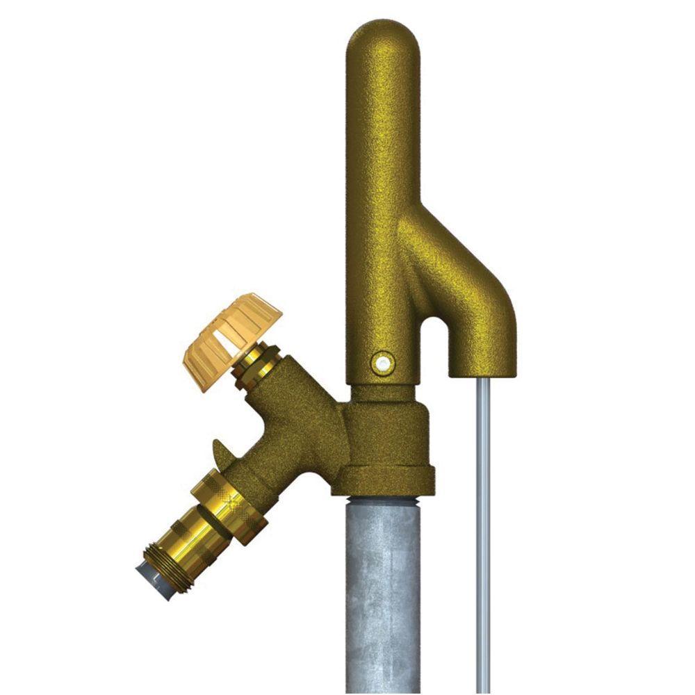 Model H3 - Heated Sanitary Yard Hydrant - C12